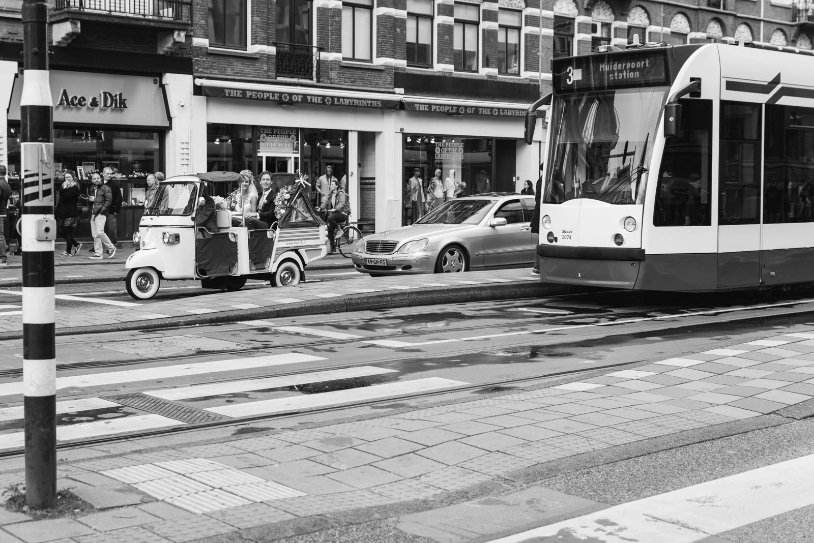 Bruiloft Wouter en Floor – Trouwfotograaf Amsterdam