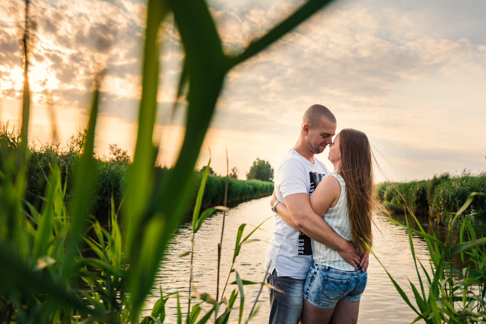 Trouwfotograaf Almere – Pre-weddingshoot Oostvaardersplassen