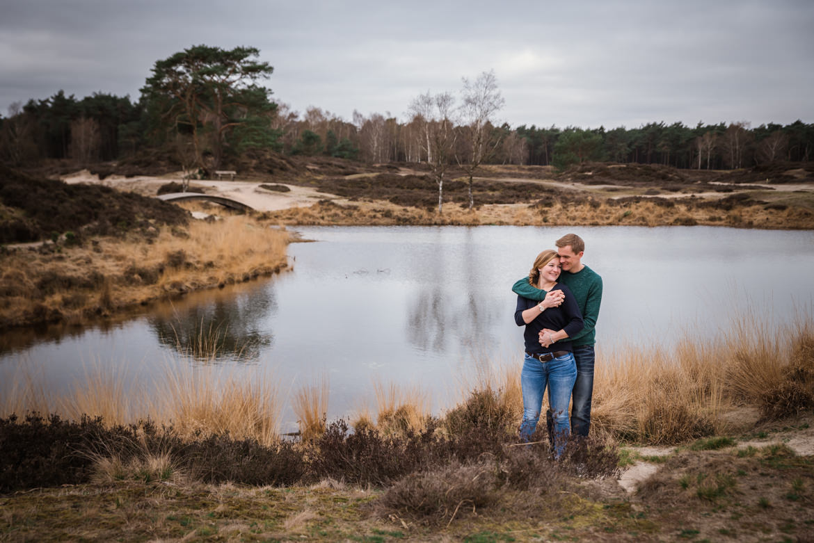 Pre-weddingshoot Schaapskooi Zeist – Nils & Barbara